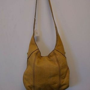 Vintage Leather Fossil purse